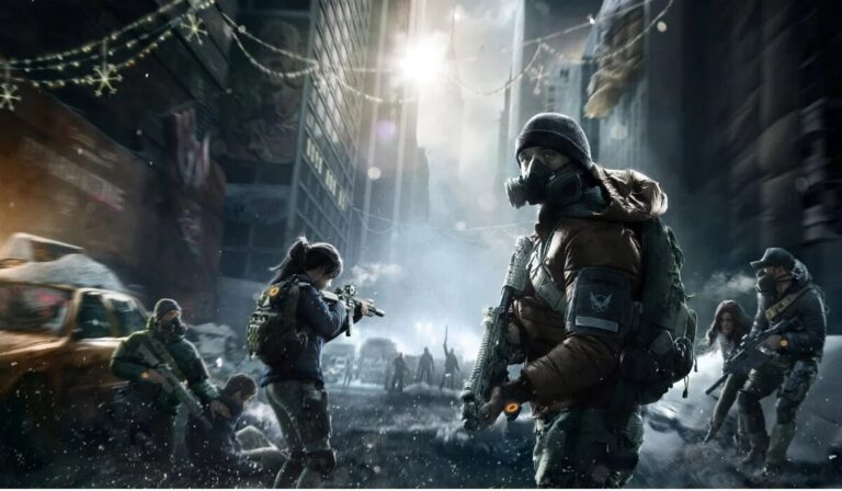 Tom Clancy's The Division will be free for a week