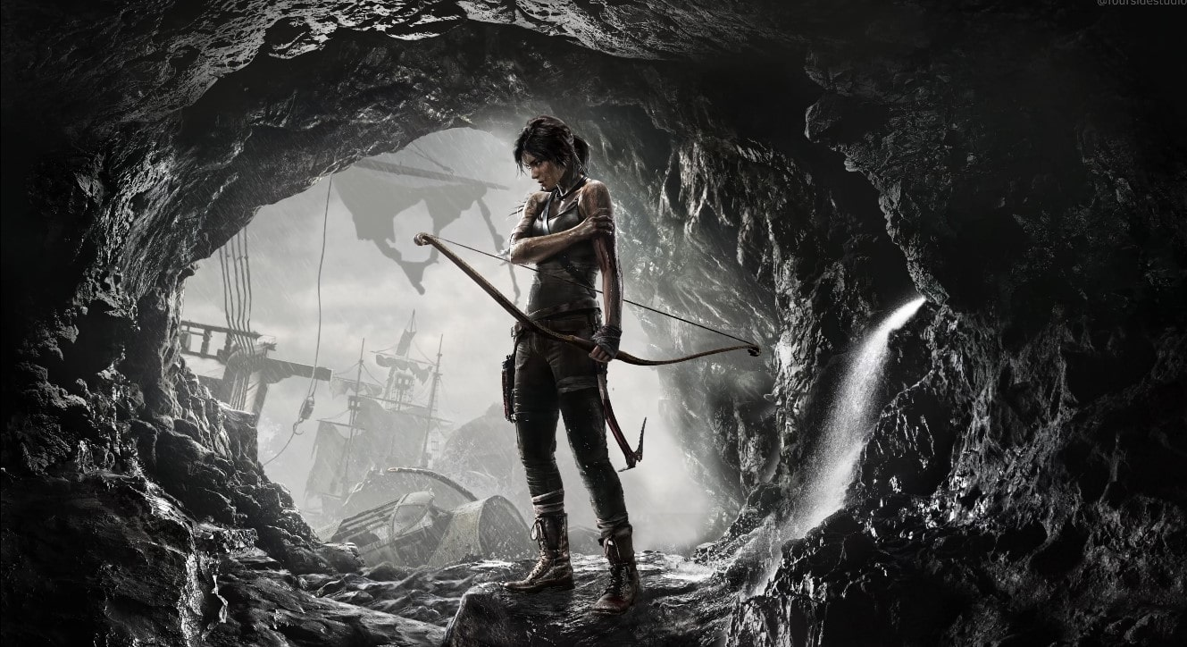 Tomb Raider Live Wallpaper