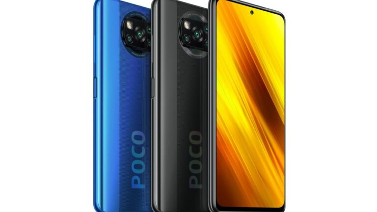 Xiaomi Poco X3 NFC revealed with a massive 5,160 mAh battery and 120Hz screen