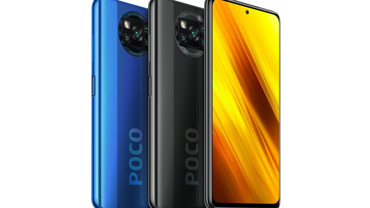 Xiaomi Poco X3 NFC Official