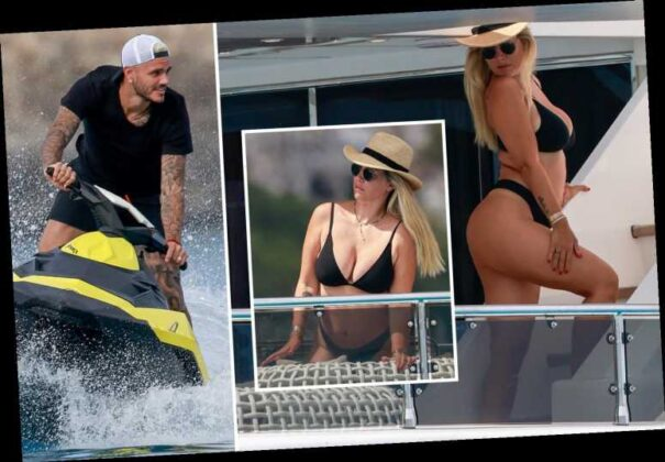 ccelebritiesSPORT PREVIEW ICARDI HOLIDAY
