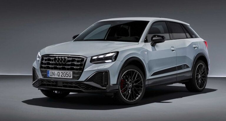 2021 Audi Q2 Facelift Revealed With a New Look and More Power