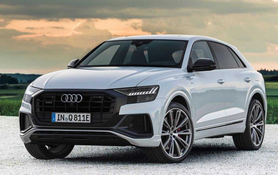2020 Audi Q8 TFSI E Quattro