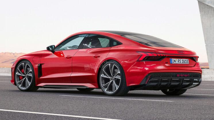 Audi RS e tron GT exclusive images 2
