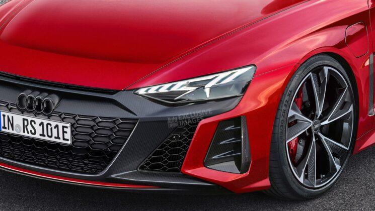 Audi RS e tron GT exclusive images 3