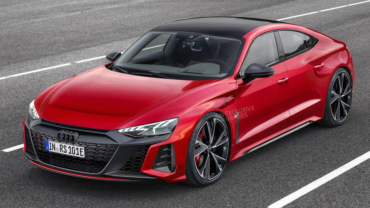 Audi RS e tron GT exclusive images 4