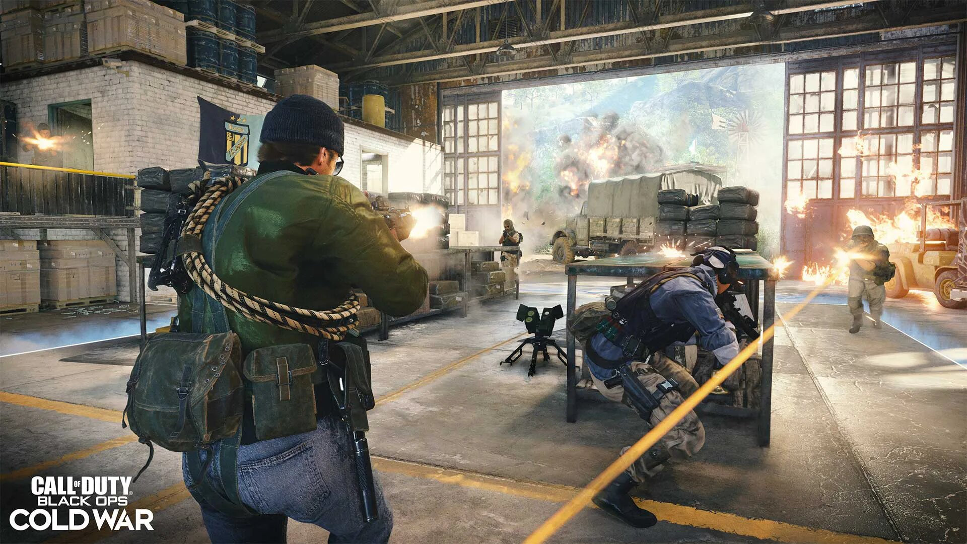 Black Ops – Cold War Beta PC Requirements