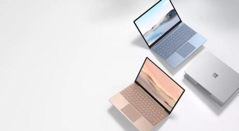 Microsoft revealed Surface Laptop Go starting at $549