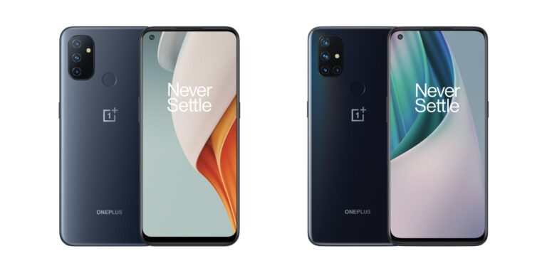 OnePlus Nord N10 5G and OnePlus N100 Officially Revealed