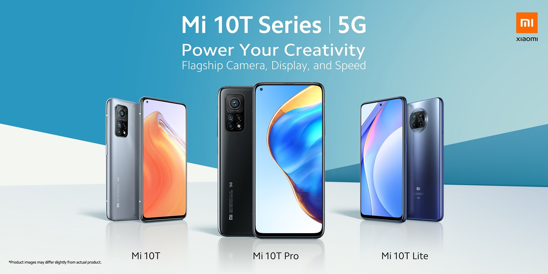 Xiaomi Mi 10T, Mi 10T Lite and Mi 10T Pro Official