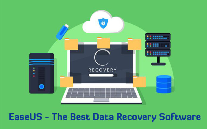 EaseUS - The Best Data Recovery Software