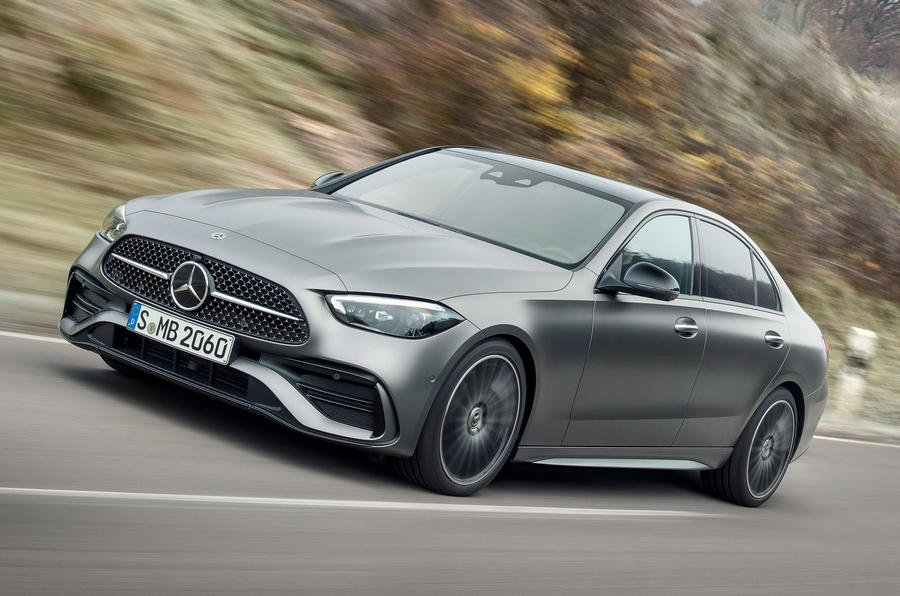 The New Generation of Mercedes-Benz C-Class is Launched