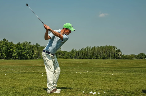 Factors to consider when buying golf shirts for men.