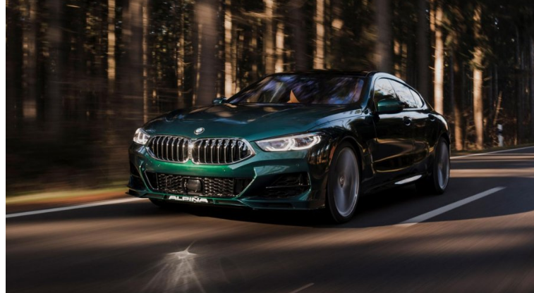 The LATEST BMW ALPINA MODEL,