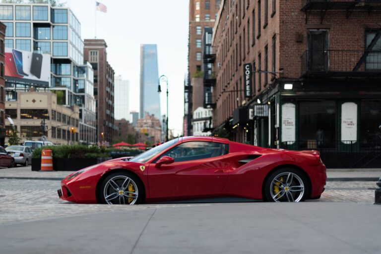 Ferrari in 2025 will launch the first all-electric car